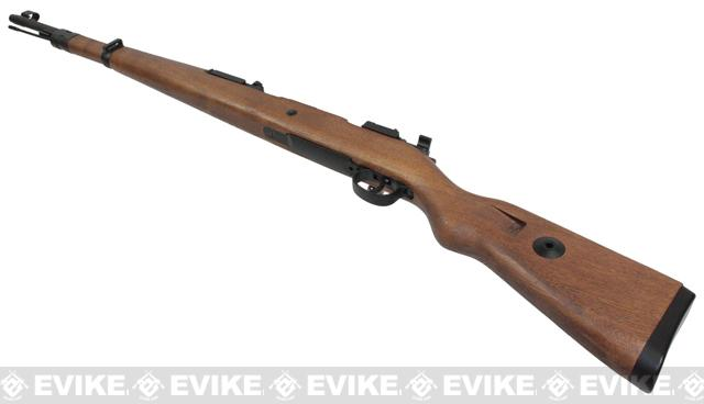 z A&K WWII Bolt Action KAR 98K Metal Chamber Airsoft Rifle