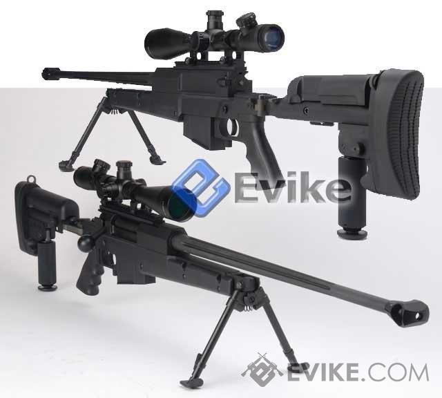 ARES PGM Full Size Airsoft Gas Sniper Rifle