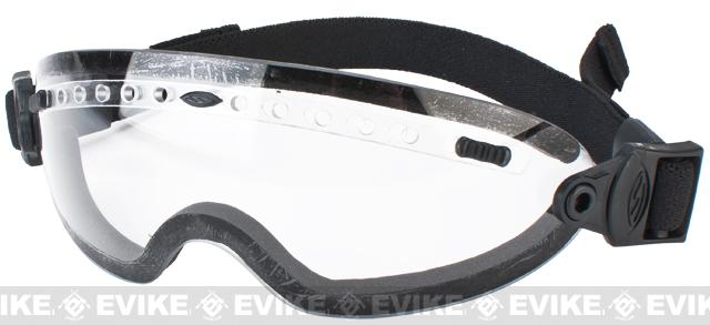Smith Optics Boogie Sport Asian Fit Goggles - Black / Clear