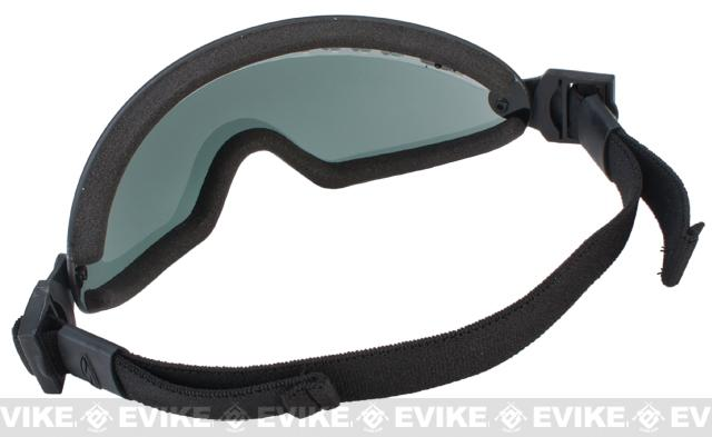 Smith Optics Boogie Sport Asian Fit Goggles - Black / Gray