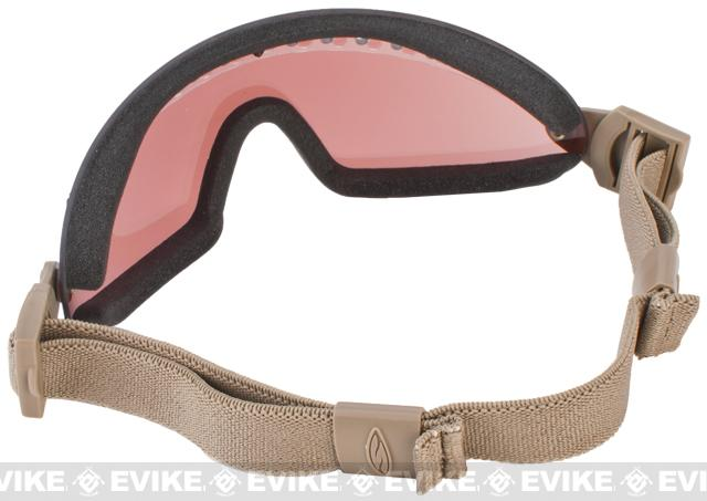 z Smith Optics Boogie Sport Goggles - Tan / Ignitor
