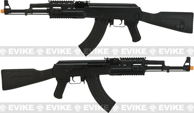 Classic Army Full Metal AK74 Tactical Fixed Stock Airsoft AEG Rifle