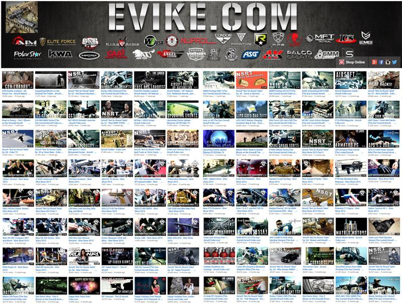 Evike Marketing Annual Strategic Vendor Joint Marketing Program