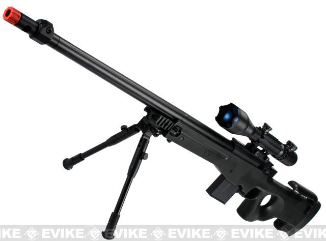 Bone Yard - Matrix Marui Clone L96 AWS Bolt Action Airsoft Sniper Rifle (Store Display, Non-Working Or Refurbished Models)