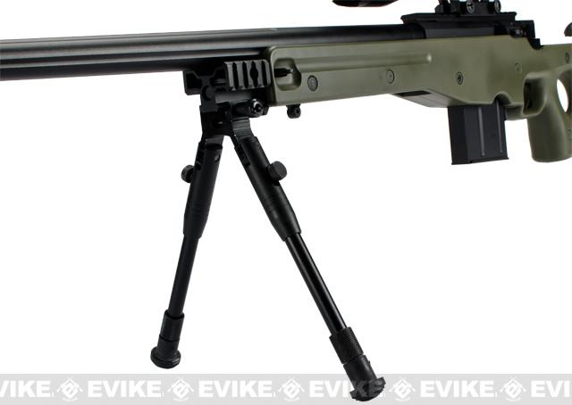 Matrix  L96 AWS Bolt Action Airsoft Sniper Rifle w/ Scope - OD Green