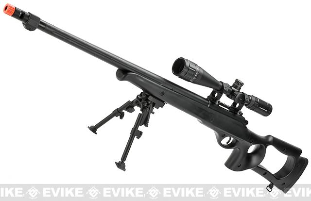 Matrix Custom VSR10 MB10 Airsoft Bolt Action Sniper Rifle by WELL (Package: Rifle Only)