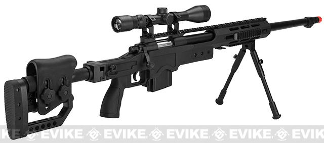 Bone Yard - MB4411D Airsoft Bolt Action Sniper Rifle (Store Display, Non-Working Or Refurbished Models)