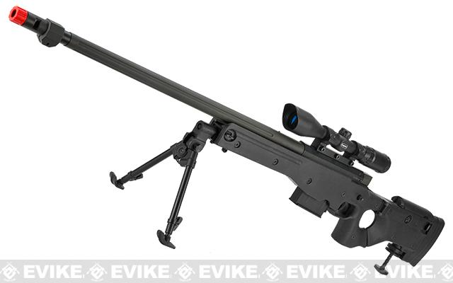 Bone Yard - AW338 Airsoft Bolt Action Sniper Rifle (Store Display, Non-Working Or Refurbished Models)