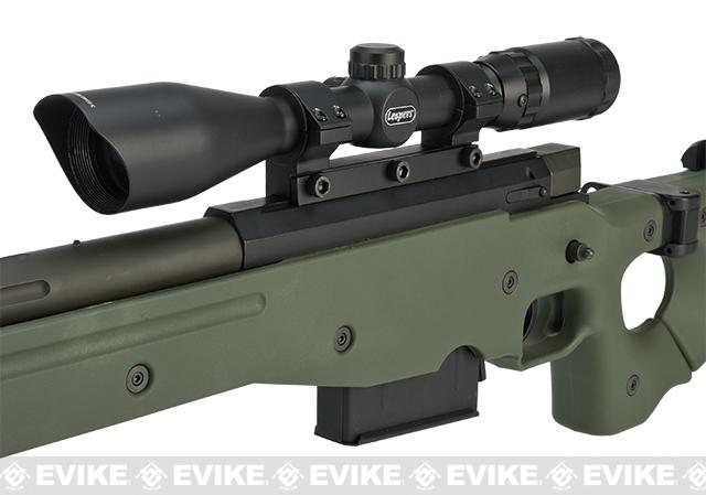 AW338 Airsoft Bolt Action Heavy Weight Sniper Rifle by UFC - OD Green