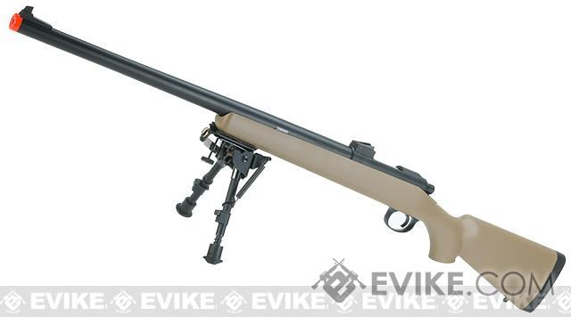 Pre-Order ETA April 2017 Tokyo Marui VSR-10 Pro Bolt Action Airsoft Rifle - Tan