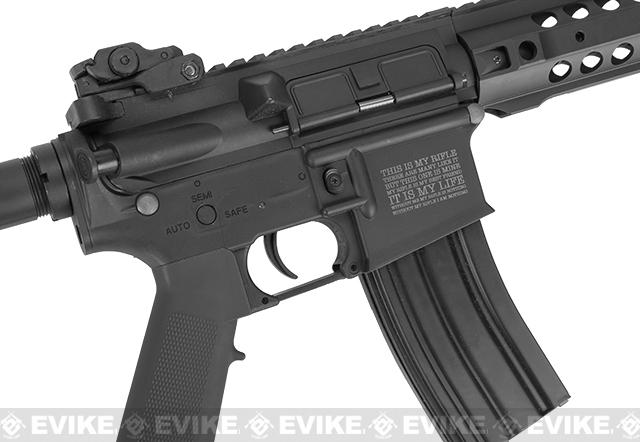 Bone Yard - Airsoftcon 2015 SOPMOD AR-15 Airsoft AEG Rifle (Store Display, Non-Working Or Refurbished Models)