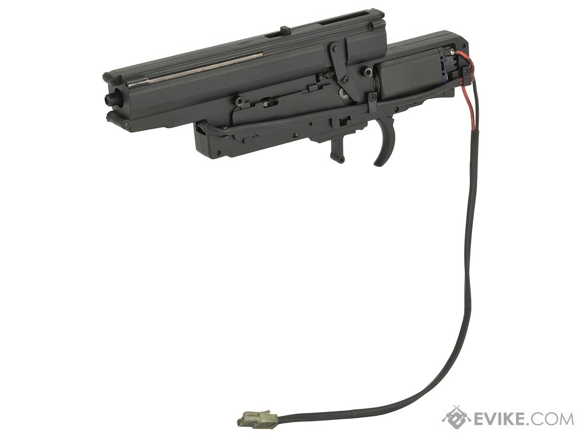 S&T Complete Full Metal Lipo Ready Gearbox for PPSH Series Airsoft AEG Rifles