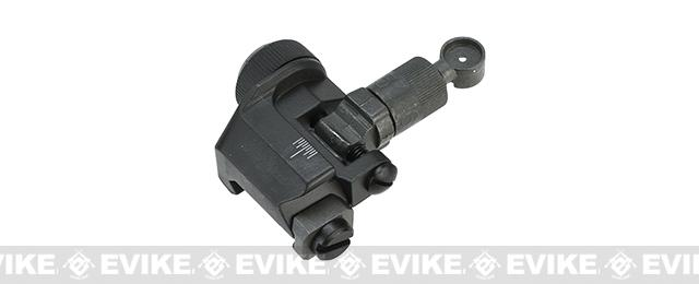 G&P Supreme Grade Military Type 600m Flip Up Rear Sight