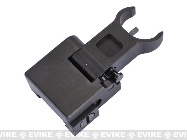 AIM Real Steel AR Low Profile Flip-up Front Sight
