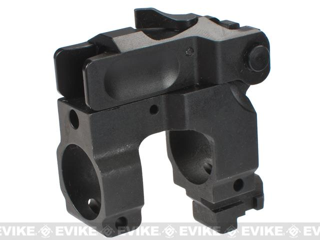 G&P Flip-up Front Sight for M4 / M16 Series Airsoft Rifles