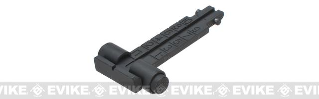 WE-Tech Rear Leaf Sight for AK Series Airsoft GBB Rifles - Part #140
