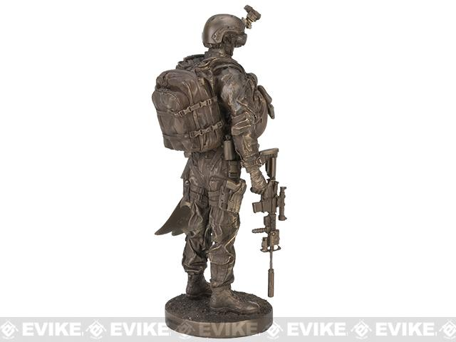 z Evike.com Armed Forces Resin Statue - Navy Seal
