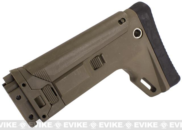 Replacement Stock Assembly for A&K Masada ACR - Tan