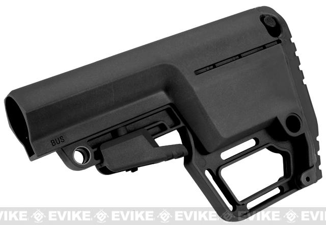Mission First Tactical Battlelink Utility Stock for M4 Series AEG - Black