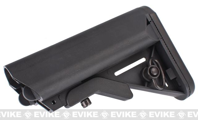 Matrix Advanced 6-Pos. Laser Marked Crane Stock for M4 Series Airsoft AEG