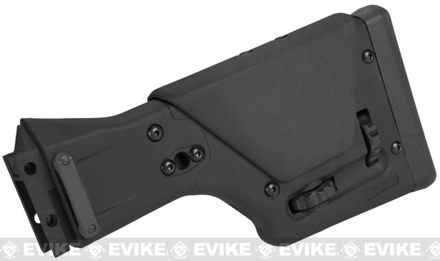 Magpul PTS PRS2 Stock for Masada Airsoft AEG Rifles - Black