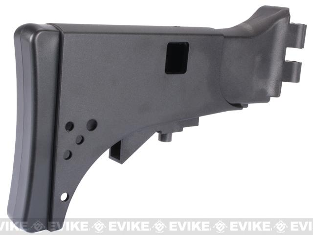 z SRC Retractable Folding Stock w/ Large Battery Compartment For G36 Series Airsoft AEG