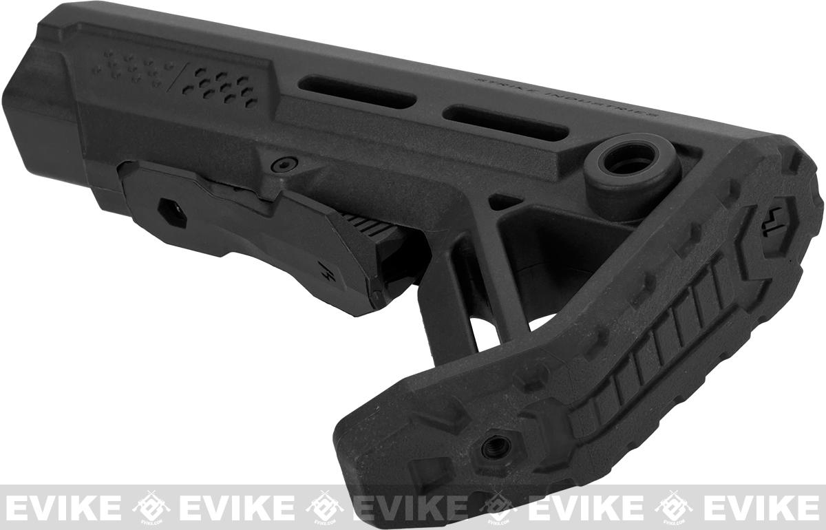 Strike Industries Viper Mod1 Adjustable Stock for M4/M16 Series Airsoft AEGs - Black