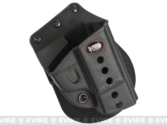 Fobus Elite Concealed Paddle Holster - Smith & Wesson M&P