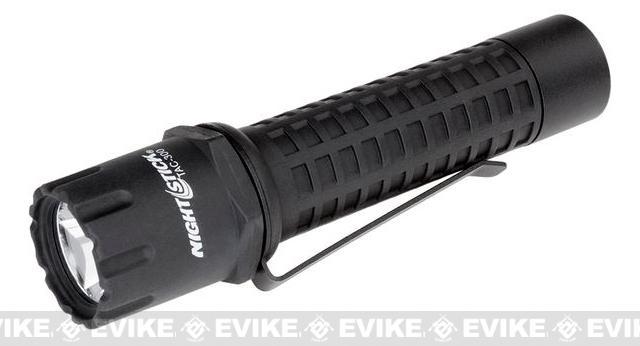 NightStick TAC-300B CREE® LED Tactical Polymer Flashlight - 180 Lumen