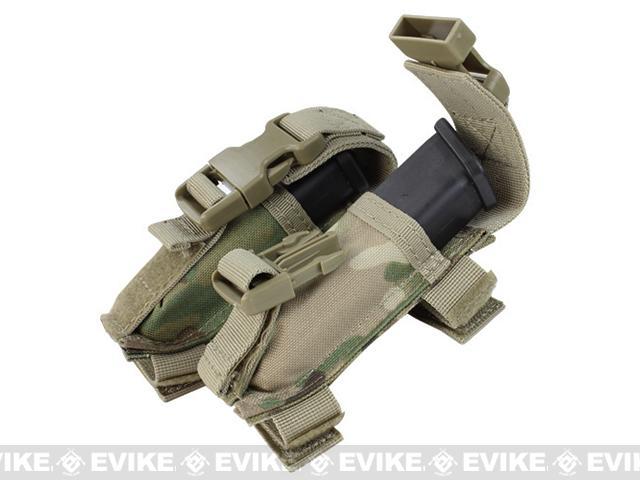 Condor Tactical Pistol Belt - Multicam