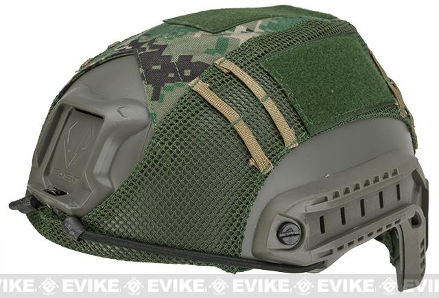 Emerson Tactical Marine Helmet Cover for Bump Type Airsoft Helmet - AOR2