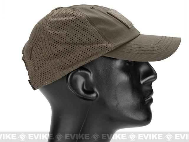 Condor TCM Tactical Mesh Cap - Brown