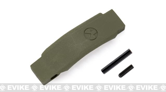 Magpul PTS MOE Trigger Guard for WA and WE M4 / M16 Series GBB Rifles - OD Green