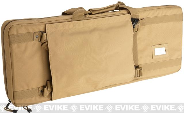 AIM Sports TGA 36 Padded Dual Weapon Case / Rifle Bag - Tan
