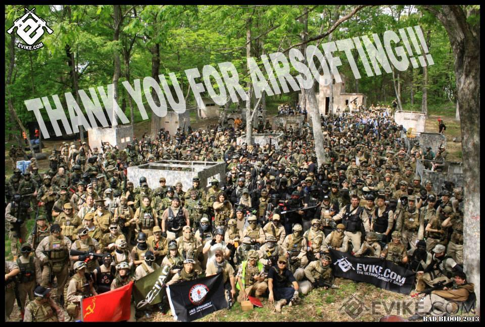 z The Airsoft Camp 2015 - The Ultimate Airsoft Retreat - Woodland Force (August 14th-16th, 2015)