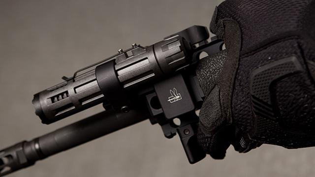 Haley Strategic HSP Thorntail SBR Light Mount - Scout