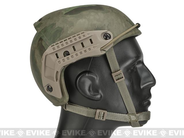 Avengers Air Flow Type Bump Helmet -Arid Foliage