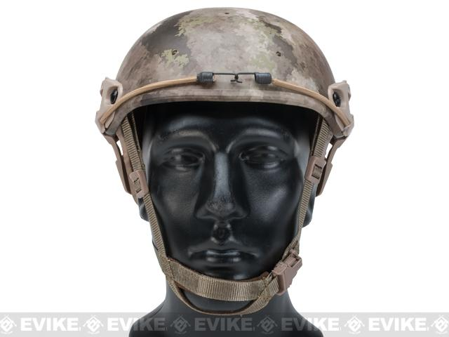 Avengers Air Flow Type Bump Helmet - Arid Camo