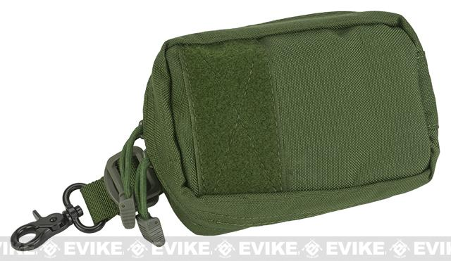 TMC Escape & Evasion Hang Pouch - OD Green