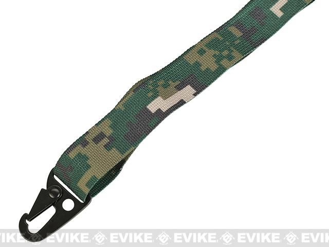 TMC MOLLE Attachment Sling - Digital Woodland