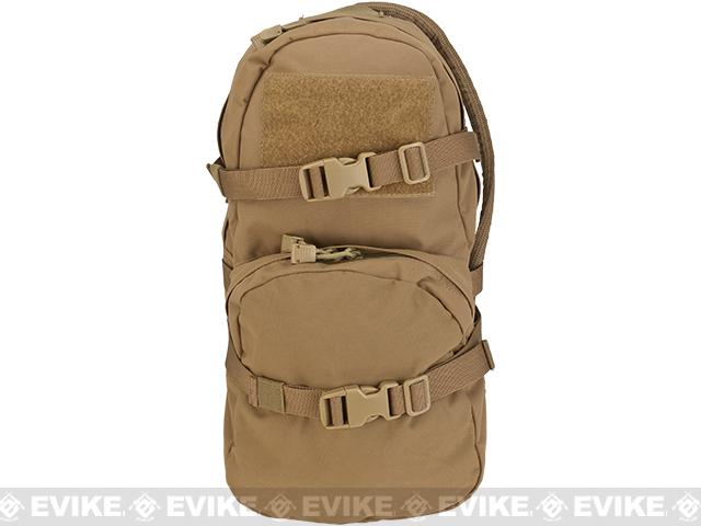 TMC Modular Assault Pack w/ 3L Hydration Bag (Color: Coyote Brown)
