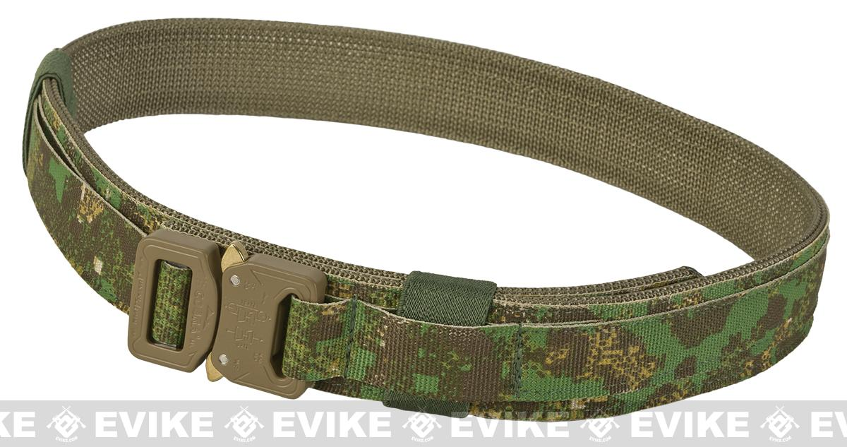 TMC 1.5 Rigid Duty / Shooters Belt - PenCott GreenZone (Size: Medium)