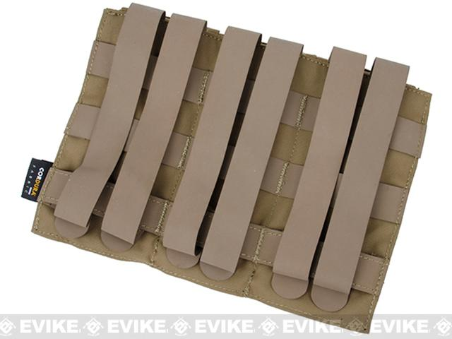 TMC MOLLE AVS Style M4 / M16 Triple Mag Pouch - Coyote Brown