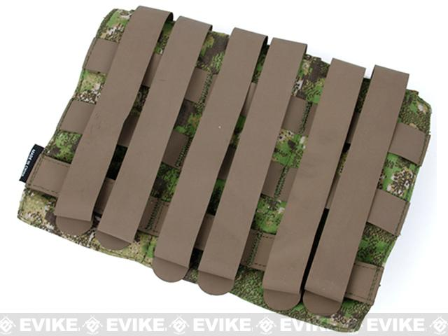 Avengers MOLLE AVS Style M4 / M16 Triple Mag Pouch - PenCott Greenzone