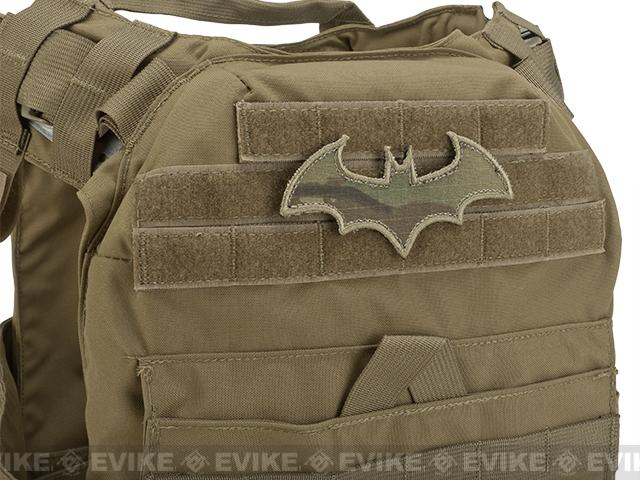 Avengers Bat Patch - Camo