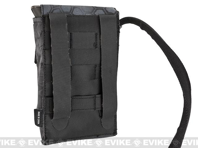 TMC 27oz Tactical MOLLE Double-Insulated Hydration Pouch with Bladder (Color: Urban Serpent)