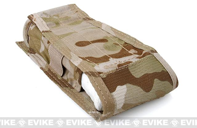 TMC MOLLE Single M4/M16 Magazine Pouch - Multicam Arid