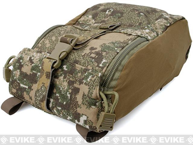 TMC 973 General Purpose MOLLE Pouch - PenCott Badlands