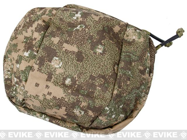 TMC MOLLE Billowed Utility Pouch - PenCott Badlands
