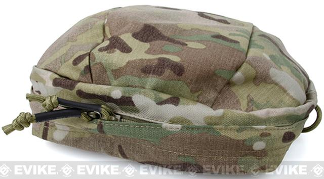 TMC MOLLE Billowed Utility Pouch - Multicam